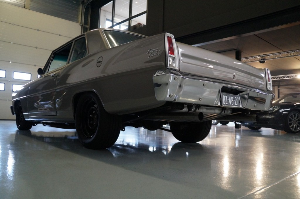Buy this CHEVROLET NOVA 1967  at Legendary Classics (29)