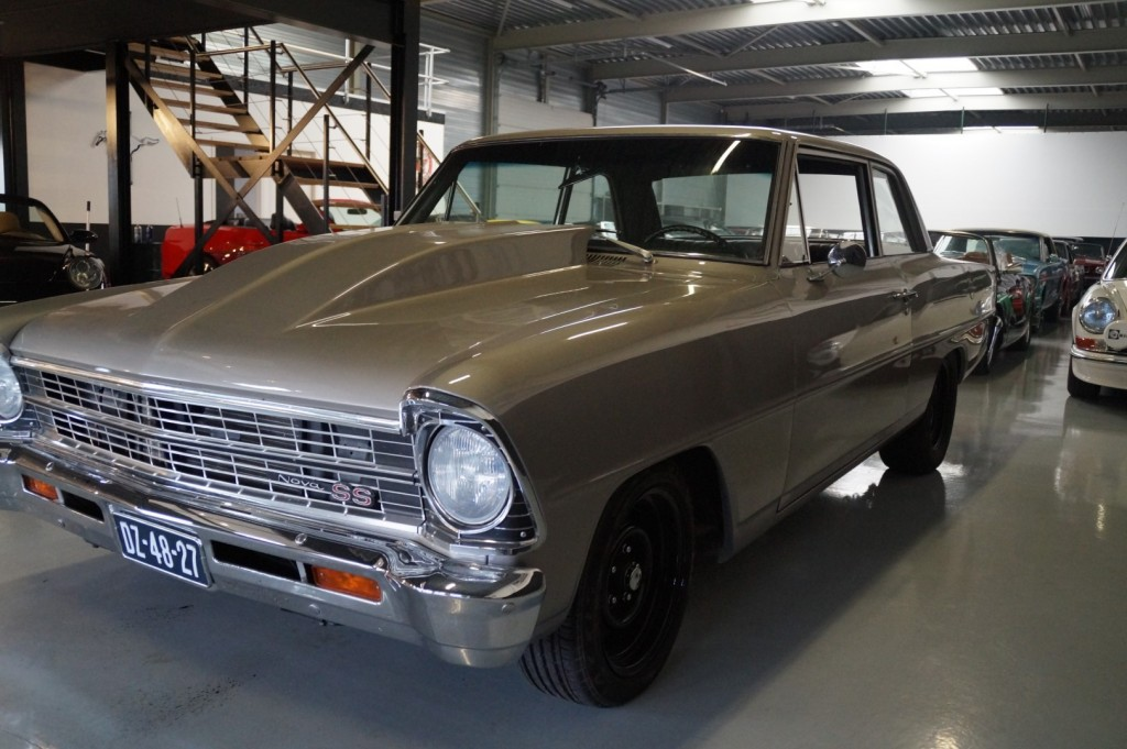 Buy this CHEVROLET NOVA 1967  at Legendary Classics (35)