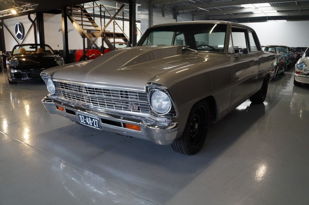 Buy this CHEVROLET NOVA 1967  at Legendary Classics (36)