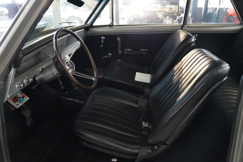 Buy this CHEVROLET NOVA 1967  at Legendary Classics (45)