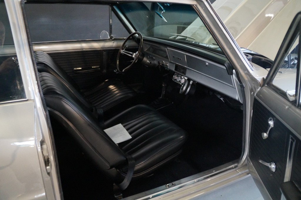 Buy this CHEVROLET NOVA 1967  at Legendary Classics (56)