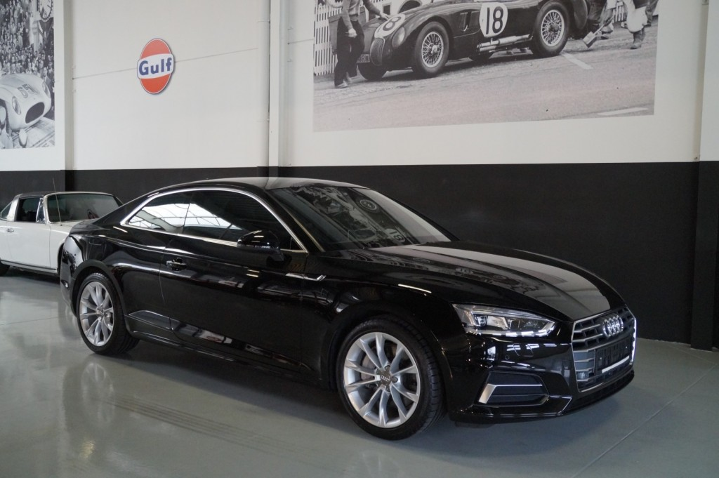 Buy this AUDI A5 2018  at Legendary Classics