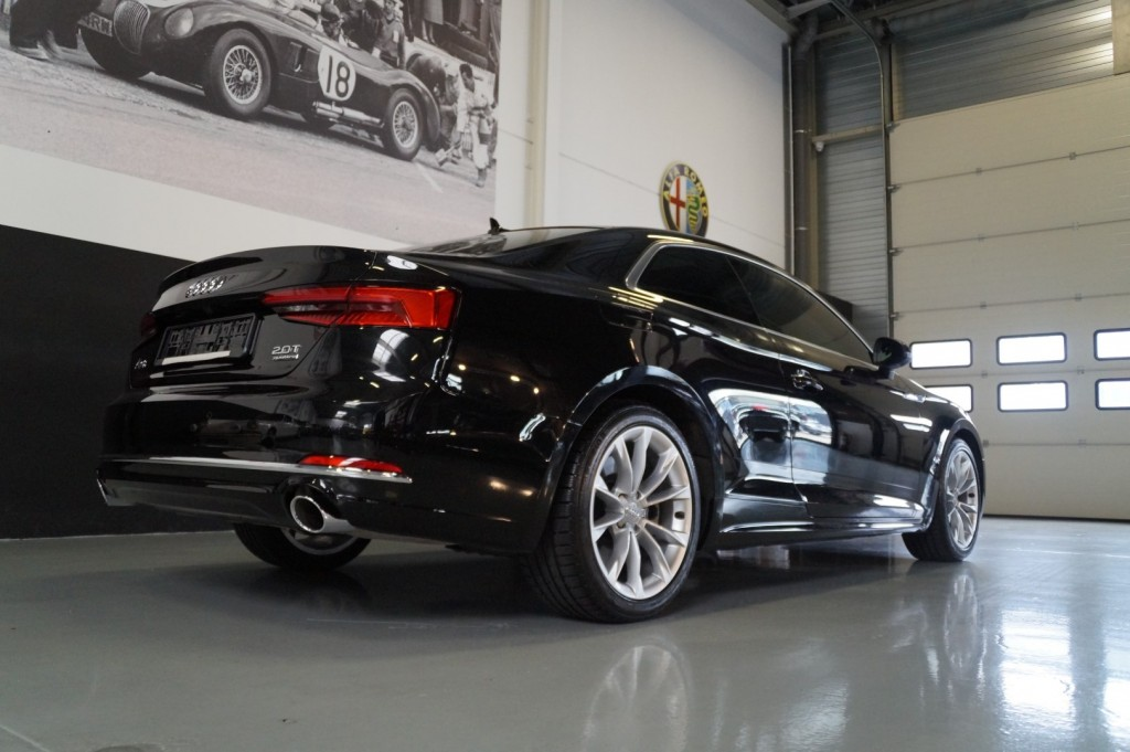 audi a tfsi quattro only km uit
