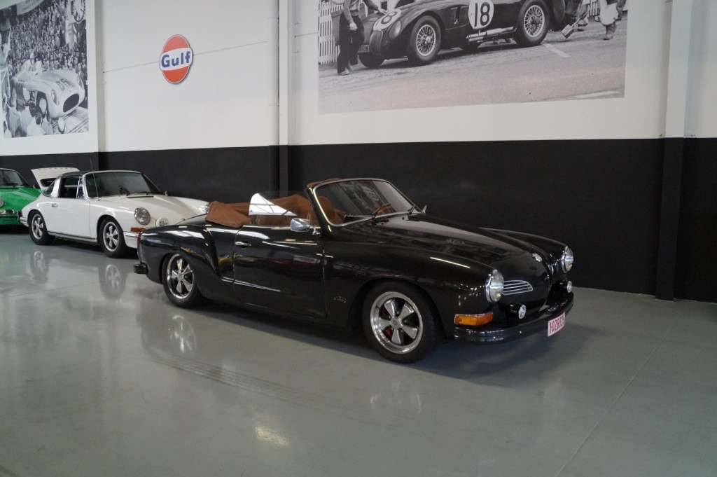 Buy this VOLKSWAGEN KARMANN GHIA 1973  at Legendary Classics