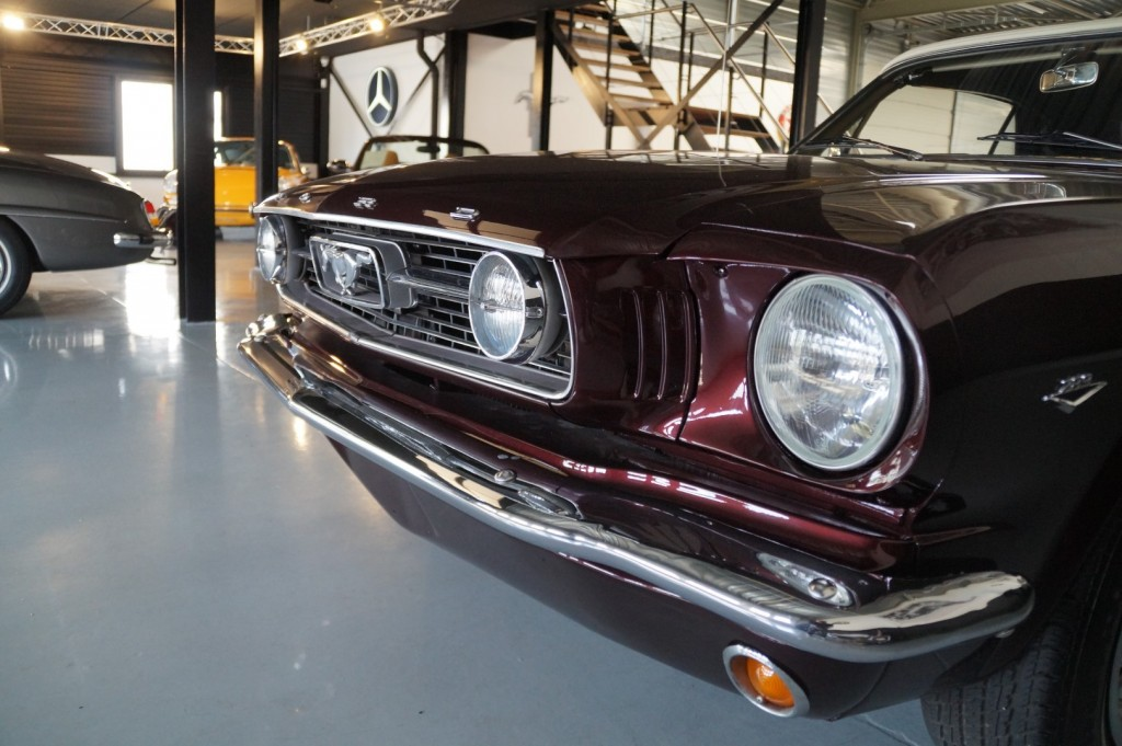 Buy this FORD MUSTANG 1966  at Legendary Classics (41)