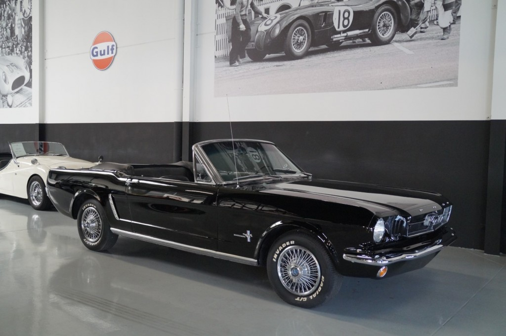Buy this FORD MUSTANG 1965  at Legendary Classics