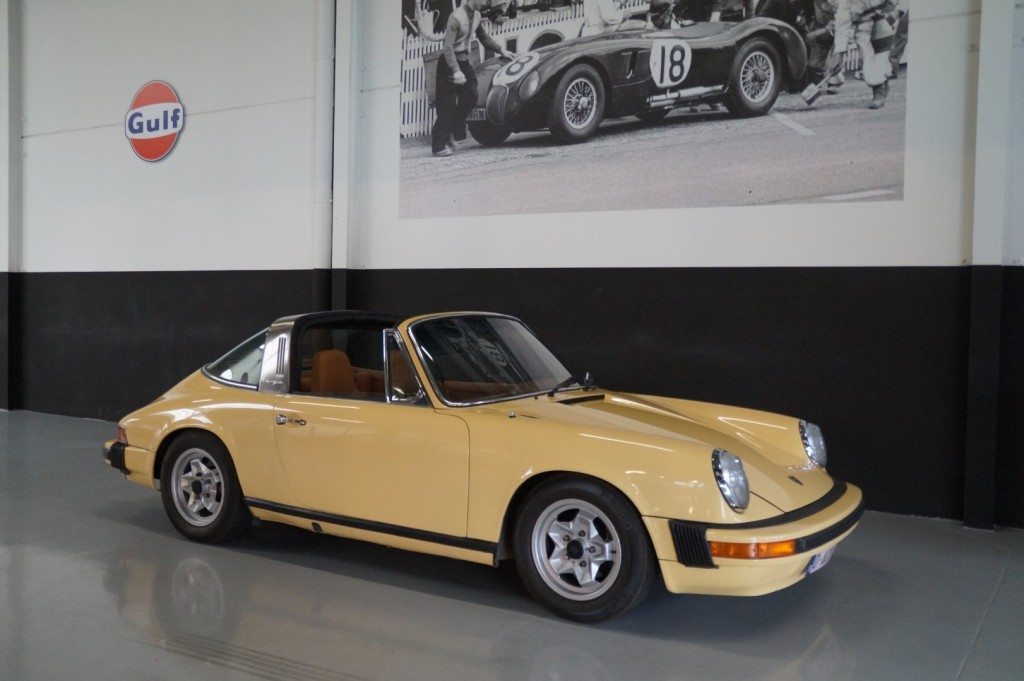 Buy this PORSCHE 911 1974  at Legendary Classics