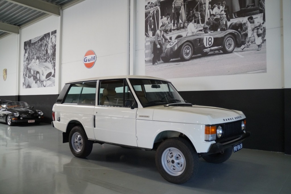 Buy this LAND ROVER RANGE ROVER 1977  at Legendary Classics (1)