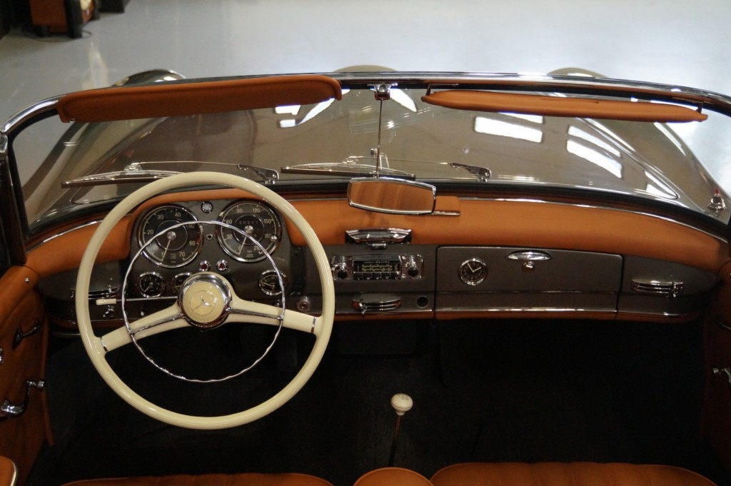 Buy this MERCEDES-BENZ 190 1960  at Legendary Classics (18)