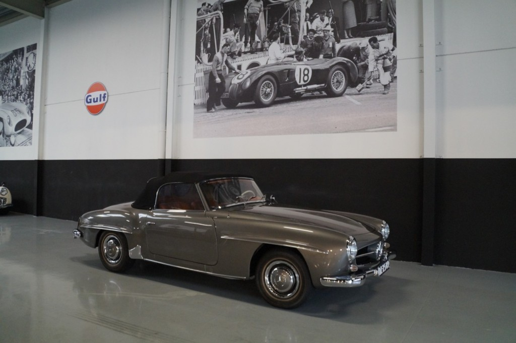 Buy this MERCEDES-BENZ 190 1960  at Legendary Classics (3)
