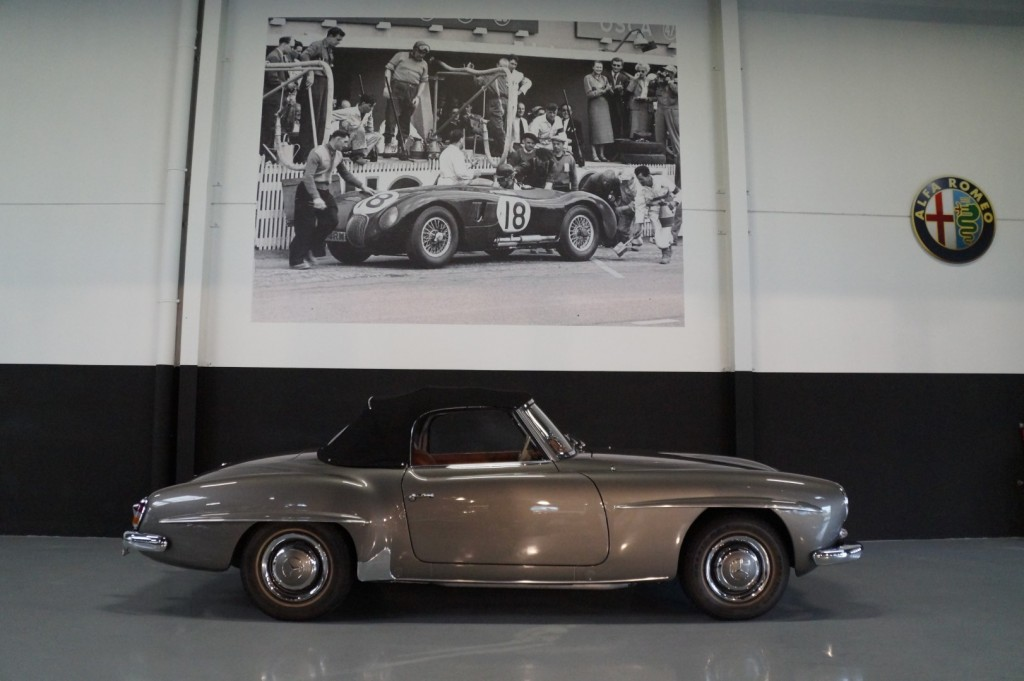 Buy this MERCEDES-BENZ 190 1960  at Legendary Classics (4)