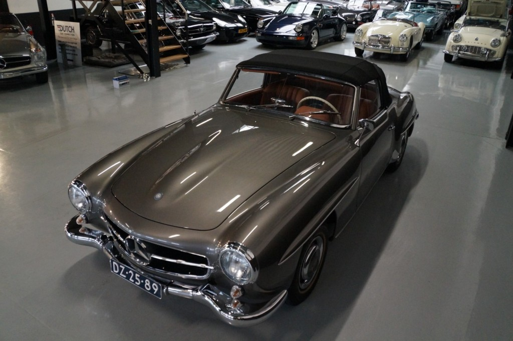 Buy this MERCEDES-BENZ 190 1960  at Legendary Classics (37)