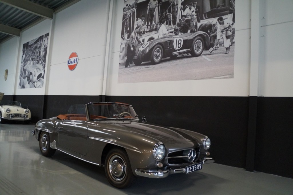Buy this MERCEDES-BENZ 190 1960  at Legendary Classics (57)