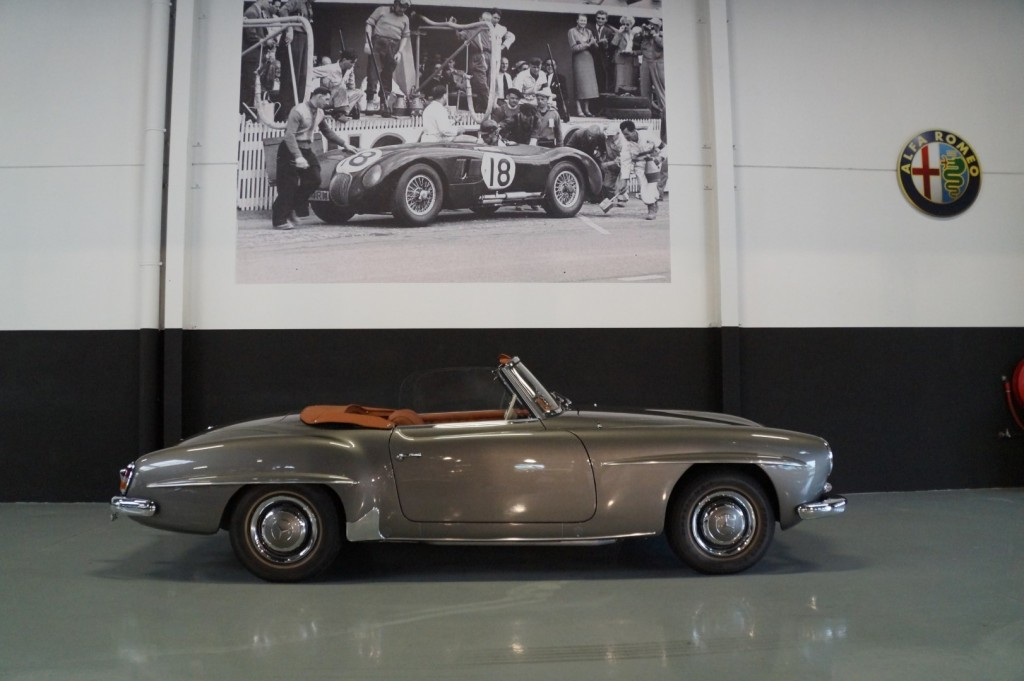 Buy this MERCEDES-BENZ 190 1960  at Legendary Classics (59)