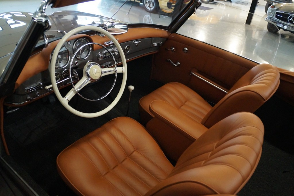 Buy this MERCEDES-BENZ 190 1960  at Legendary Classics (7)