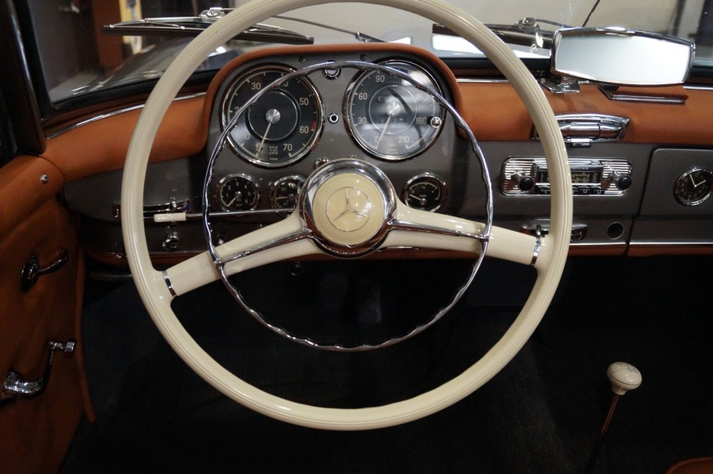 Buy this MERCEDES-BENZ 190 1960  at Legendary Classics (65)