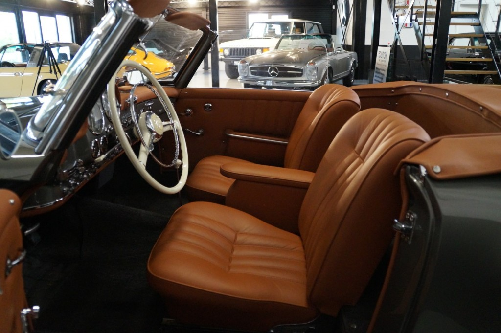 Buy this MERCEDES-BENZ 190 1960  at Legendary Classics (66)