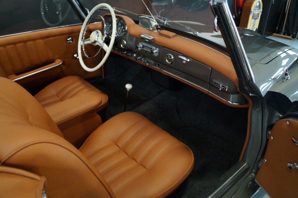 Buy this MERCEDES-BENZ 190 1960  at Legendary Classics (68)