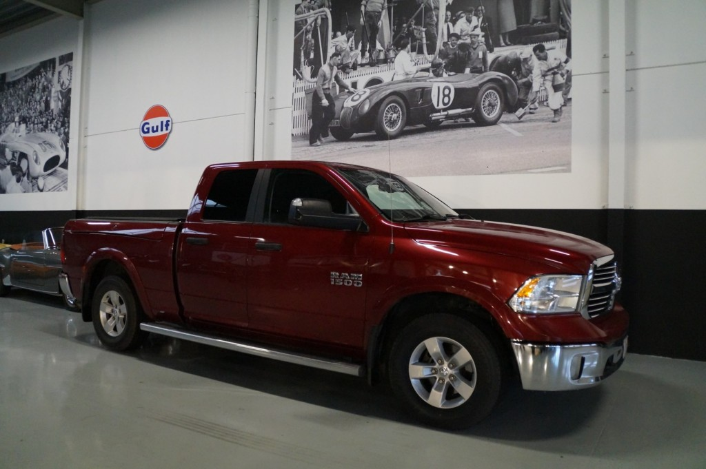 Buy this DODGE RAM 2015  at Legendary Classics (1)