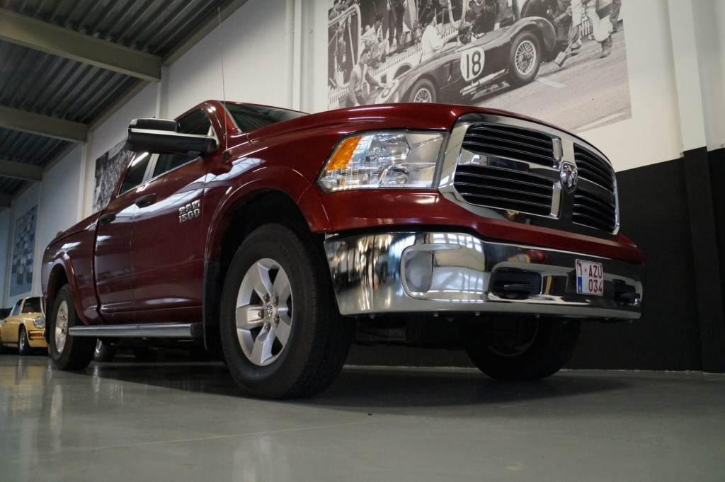 Buy this DODGE RAM 2015  at Legendary Classics (15)
