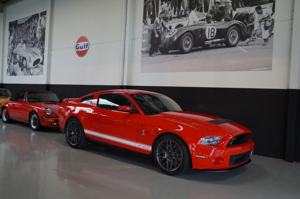 Buy this FORD MUSTANG 2011  at Legendary Classics