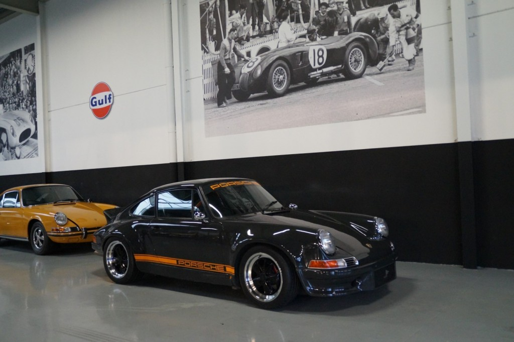 Buy this PORSCHE 964 1990  at Legendary Classics (1)
