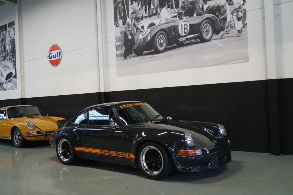 Buy this PORSCHE 964 1990  at Legendary Classics (20)