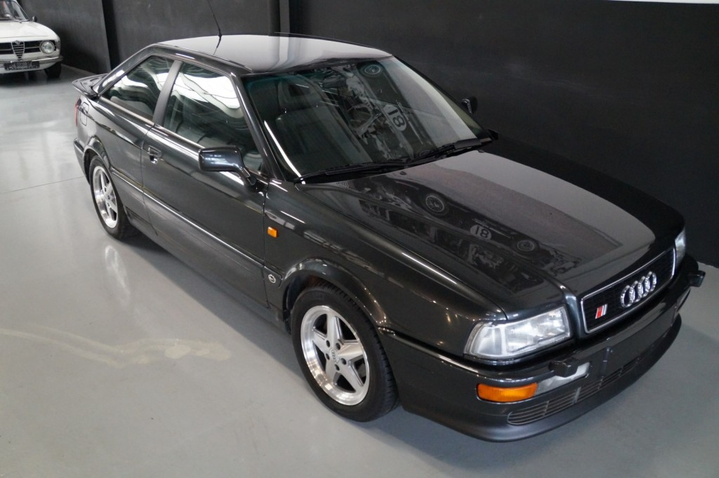 Buy this AUDI S2 1991  at Legendary Classics (16)