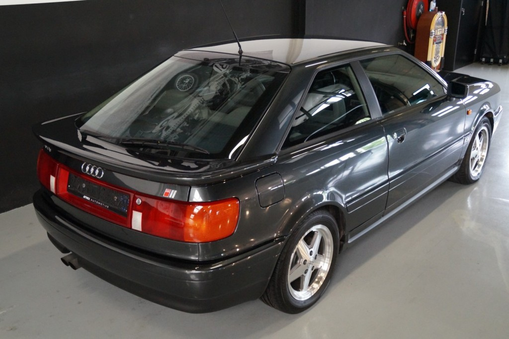 Buy this AUDI S2 1991  at Legendary Classics (4)