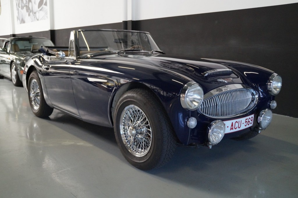 Buy this AUSTIN HEALEY 3000 1967  at Legendary Classics (2)