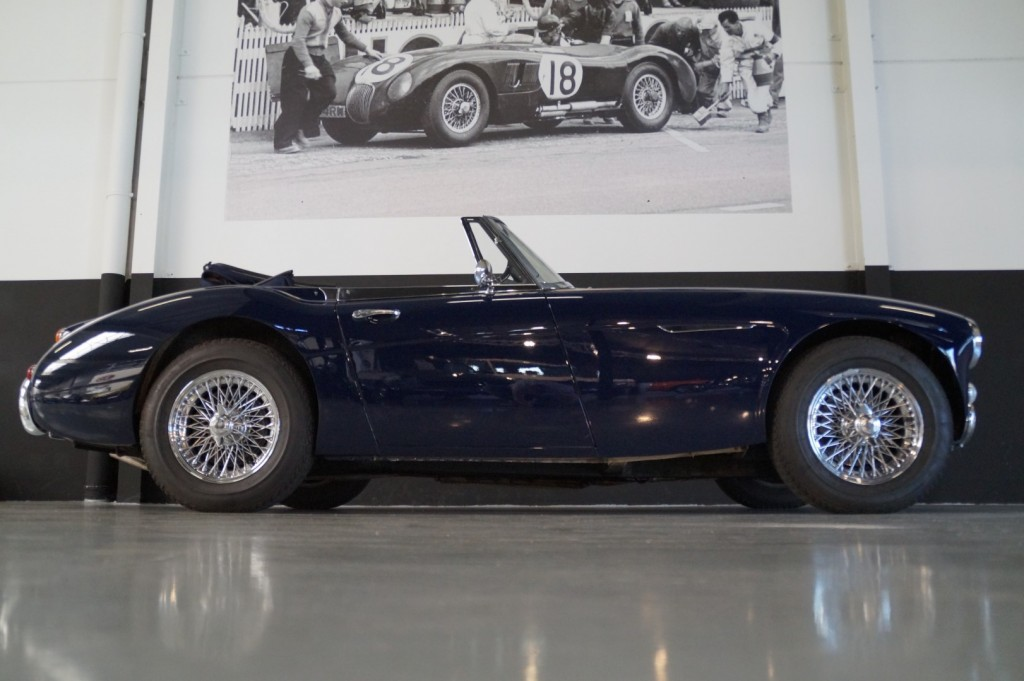 Buy this AUSTIN HEALEY 3000 1967  at Legendary Classics (3)