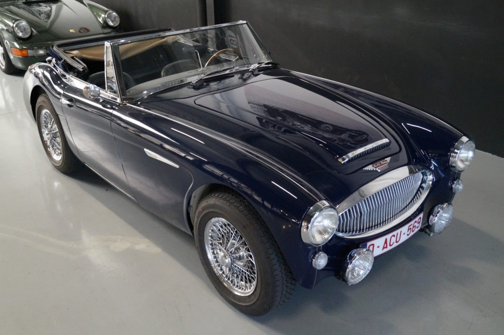 Buy this AUSTIN HEALEY 3000 1967  at Legendary Classics (24)