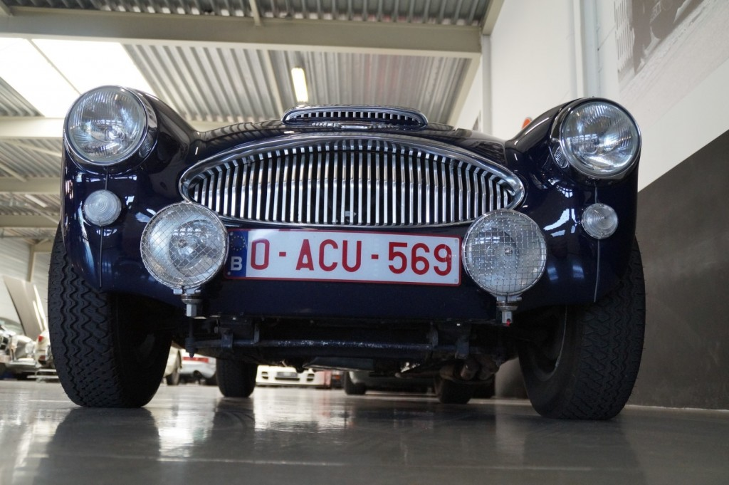 Buy this AUSTIN HEALEY 3000 1967  at Legendary Classics (26)