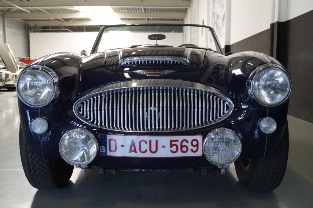 Buy this AUSTIN HEALEY 3000 1967  at Legendary Classics (27)