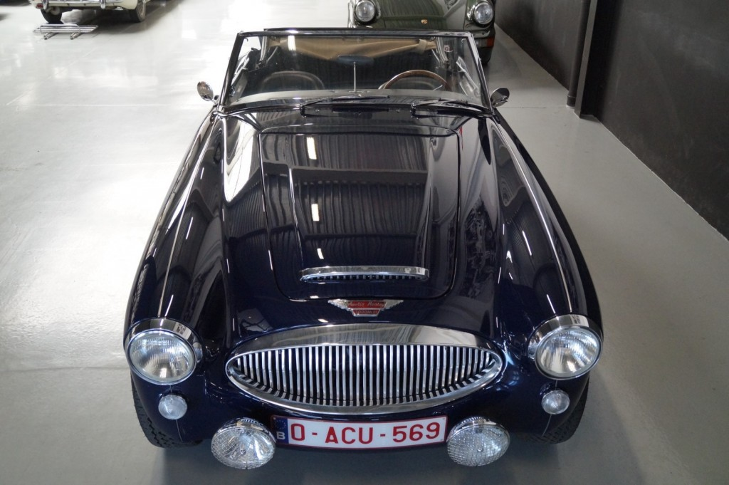 Buy this AUSTIN HEALEY 3000 1967  at Legendary Classics (28)