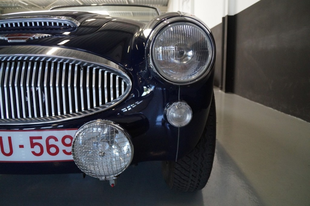 Buy this AUSTIN HEALEY 3000 1967  at Legendary Classics (30)