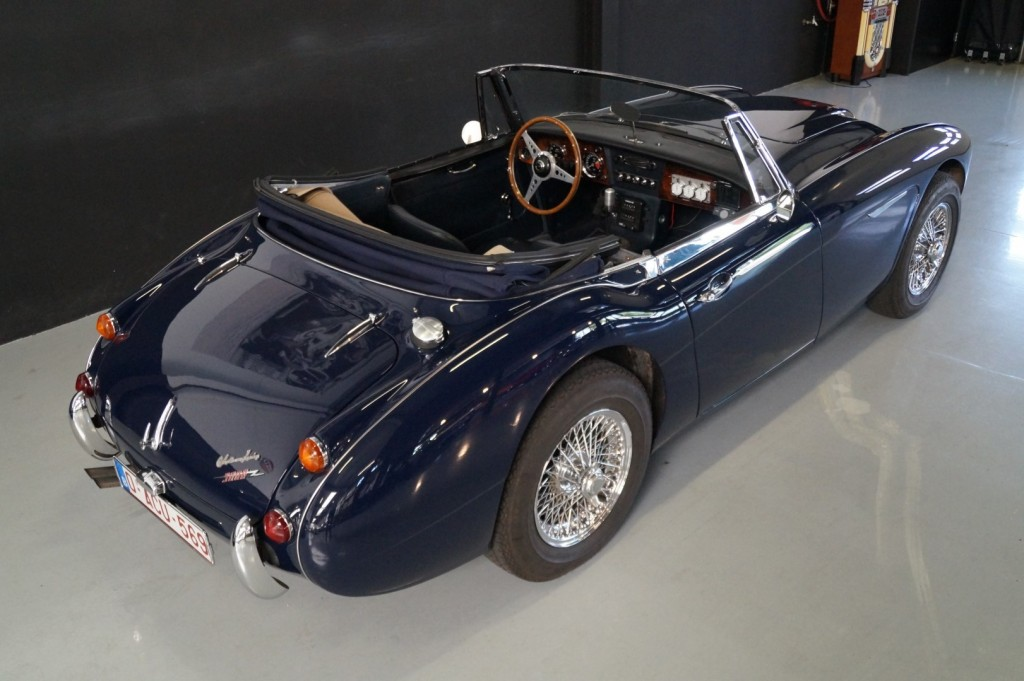 Buy this AUSTIN HEALEY 3000 1967  at Legendary Classics (4)
