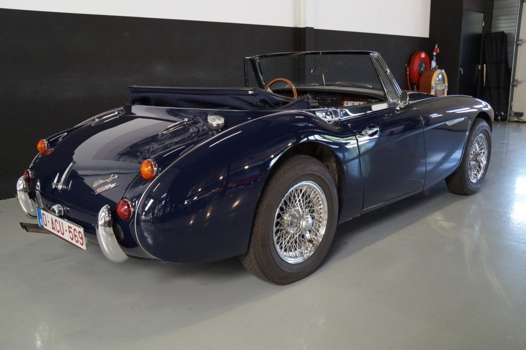 Buy this AUSTIN HEALEY 3000 1967  at Legendary Classics (36)