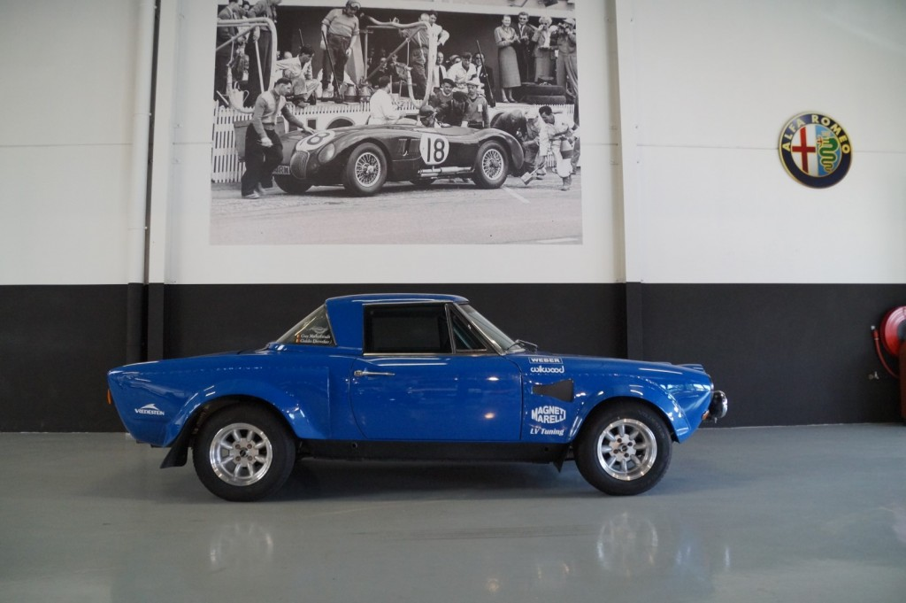 Buy this FIAT SPIDER 1978  at Legendary Classics (2)