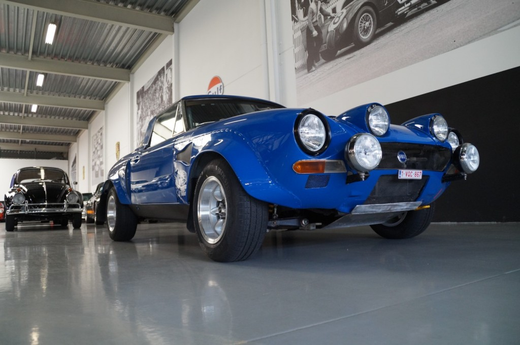 Buy this FIAT SPIDER 1978  at Legendary Classics (17)