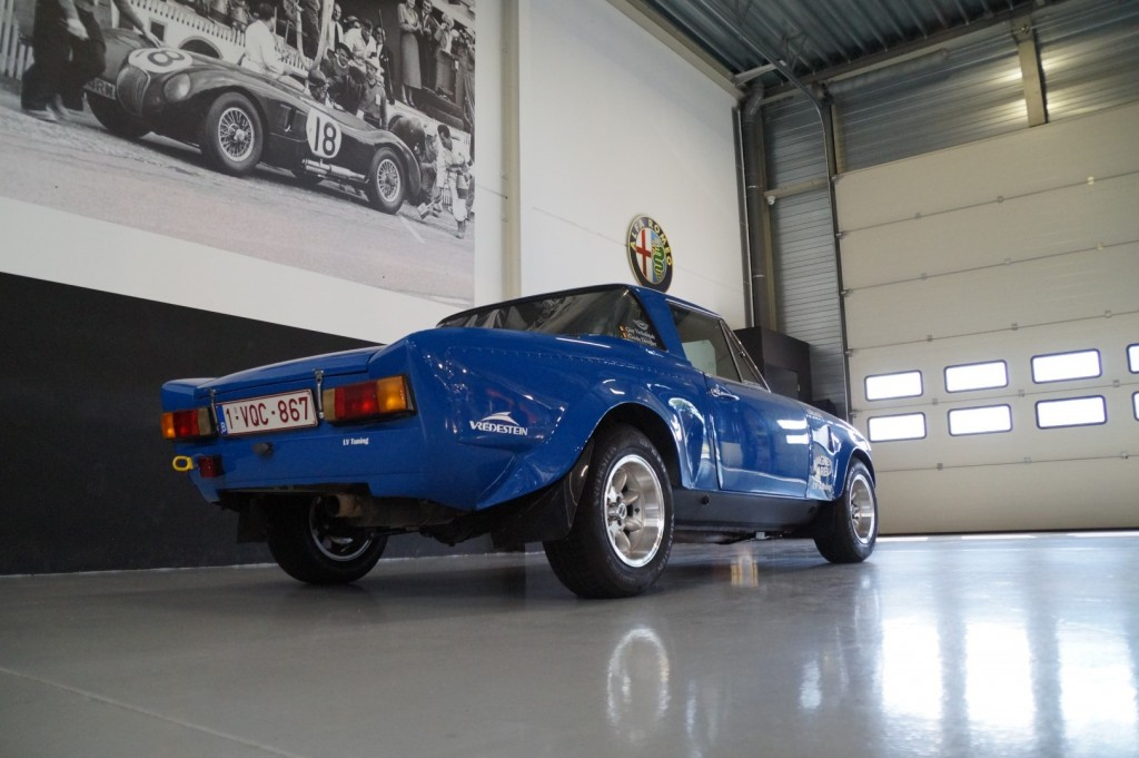 Buy this FIAT SPIDER 1978  at Legendary Classics (25)