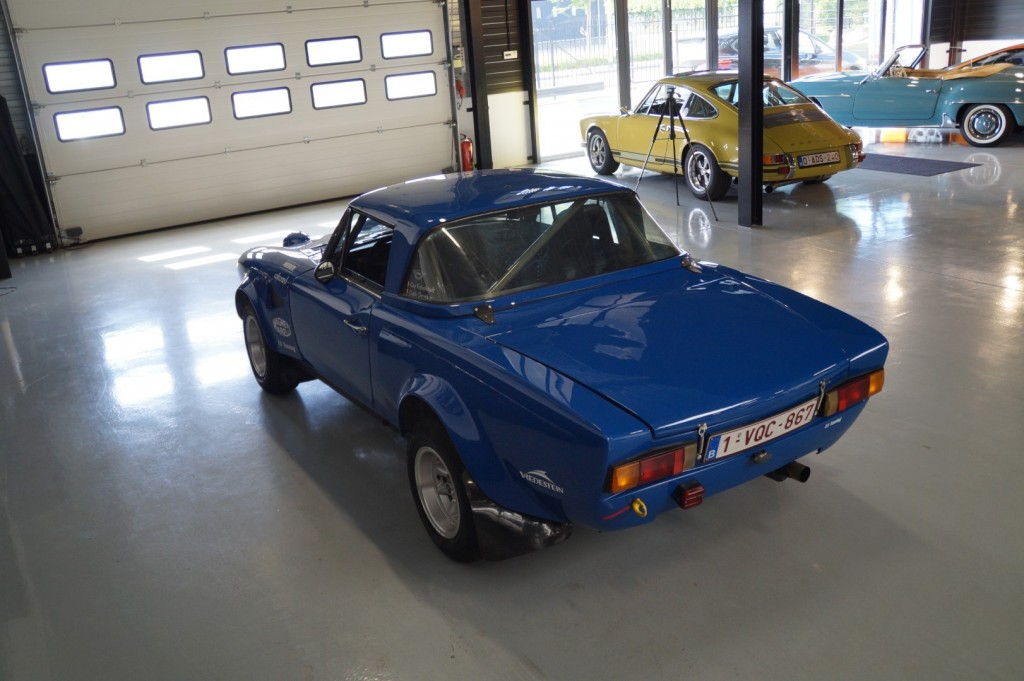 Buy this FIAT SPIDER 1978  at Legendary Classics (31)