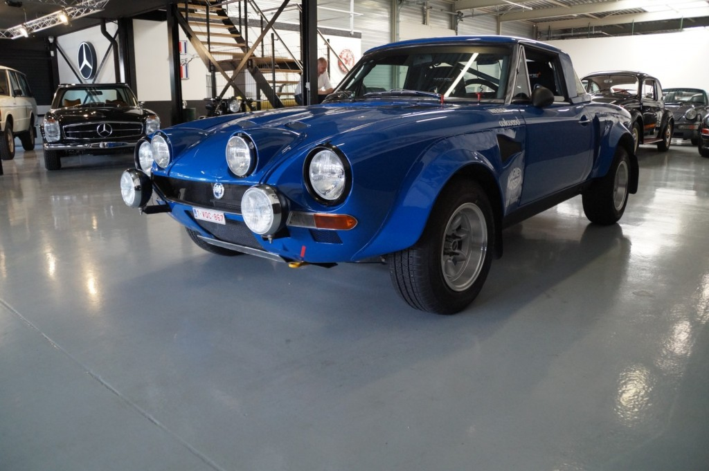 Buy this FIAT SPIDER 1978  at Legendary Classics (34)