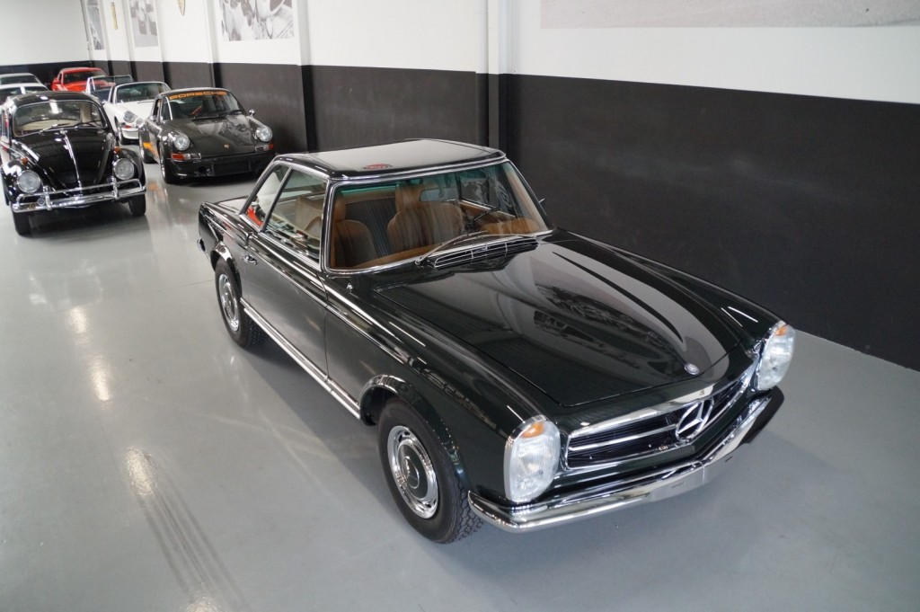 Buy this MERCEDES-BENZ 280 1968  at Legendary Classics (19)