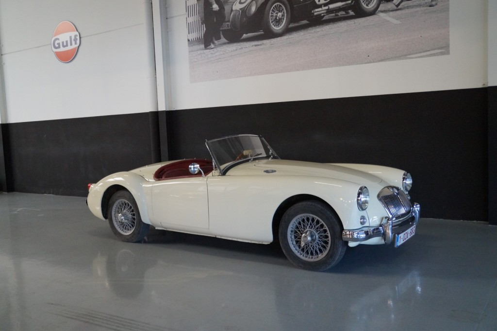 Buy this MG A 1957  at Legendary Classics (1)