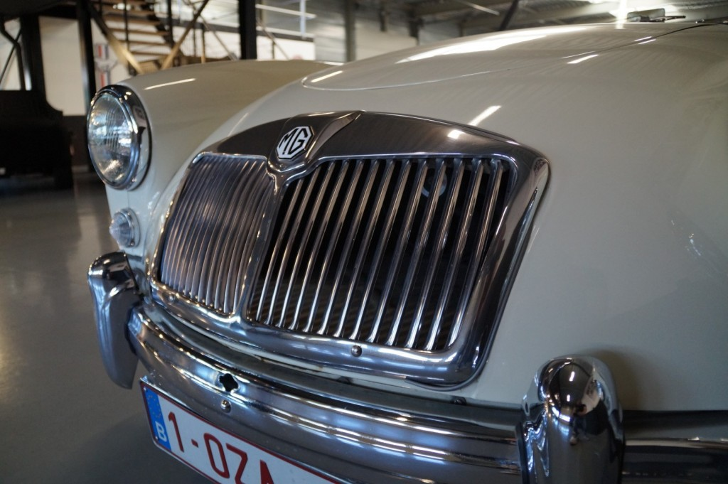 Buy this MG A 1957  at Legendary Classics (10)