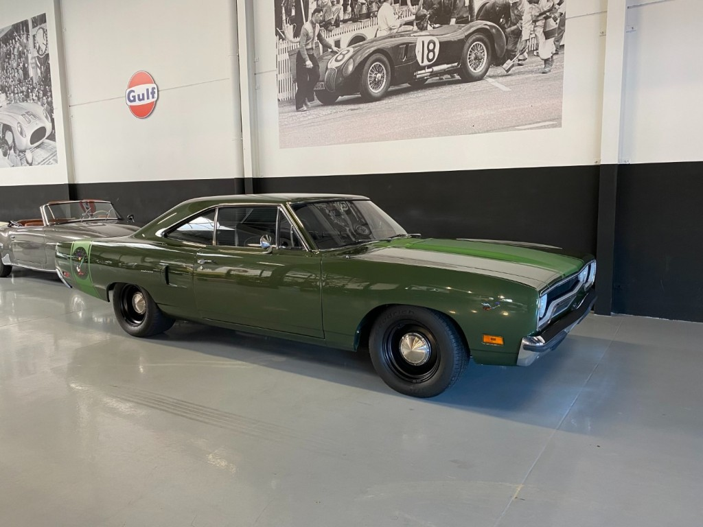 Buy this PLYMOUTH OVERIGE 1970  at Legendary Classics