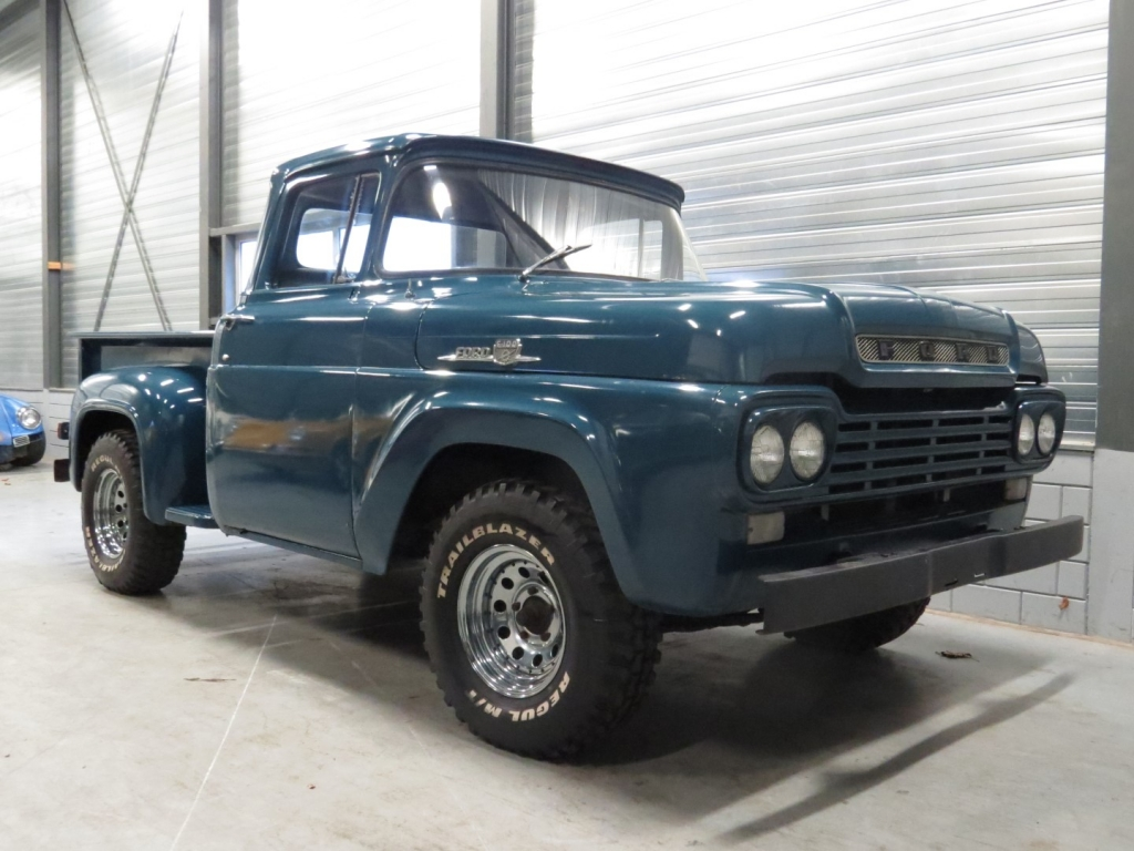 Buy this Ford F100   at Legendary Classics