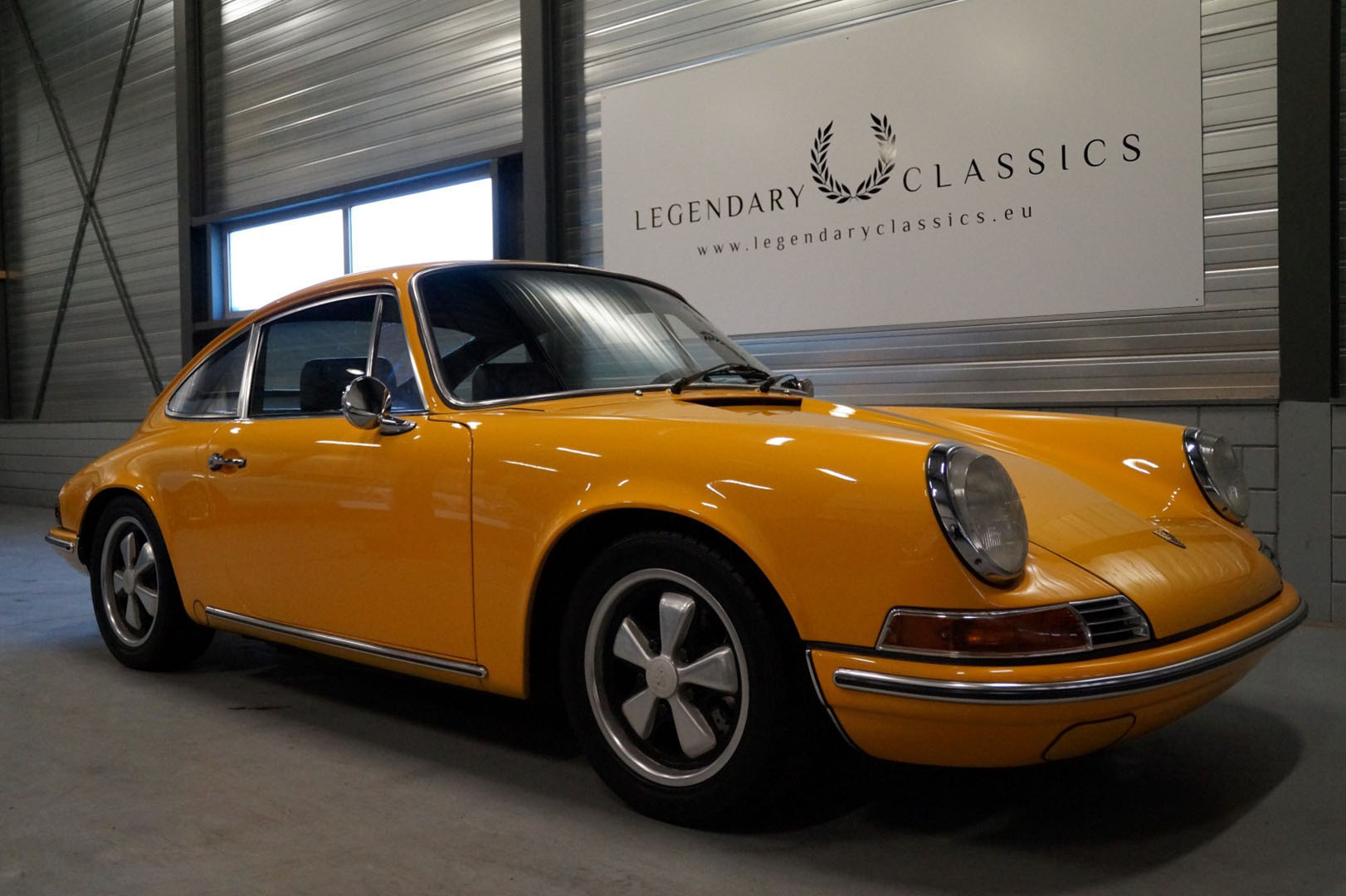 Buy this Porsche 911T Coupe   at Legendary Classics (1)