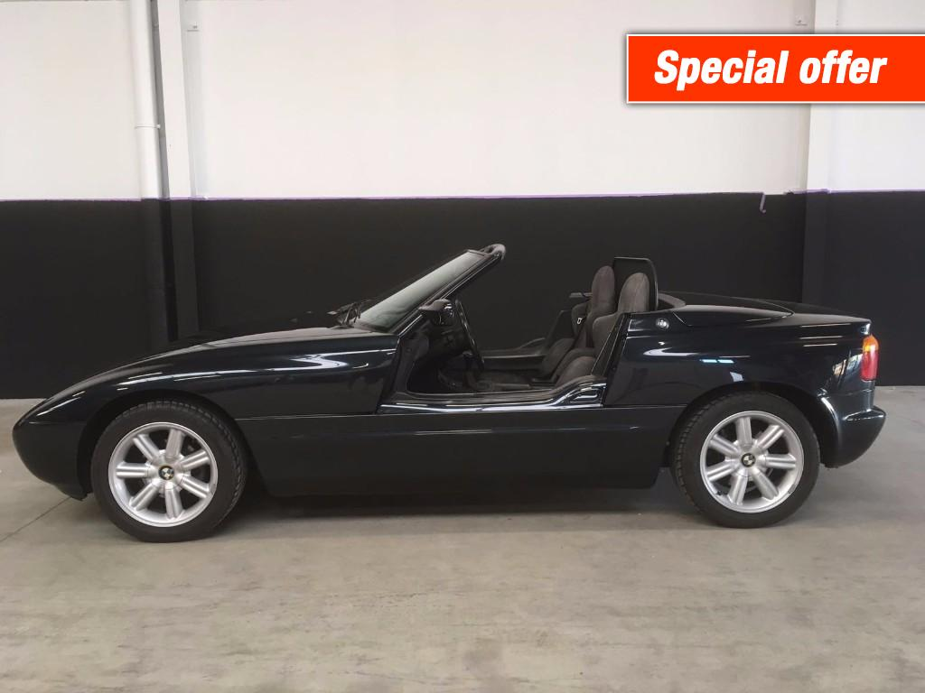 Buy this BMW Z1 1990  at Legendary Classics (1)